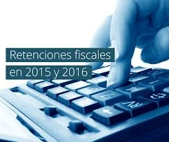 Nuevos Porcentajes de Retenciones e Ingresos a Cuenta del IRPF 2015